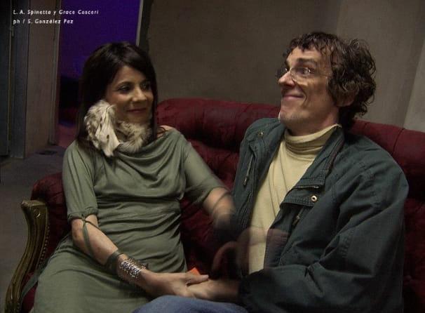 """Grace Cosceri ofrenda un """"Origami"""" hecho canción a su amigo Spinetta en el día de su cumpleaños"""