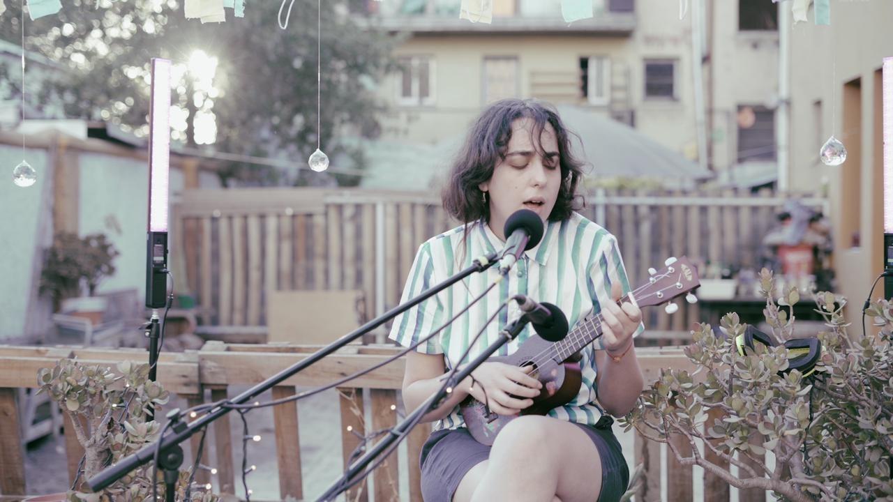 Música independiente chilena en vivo en las sesiones Fuego Circadiano