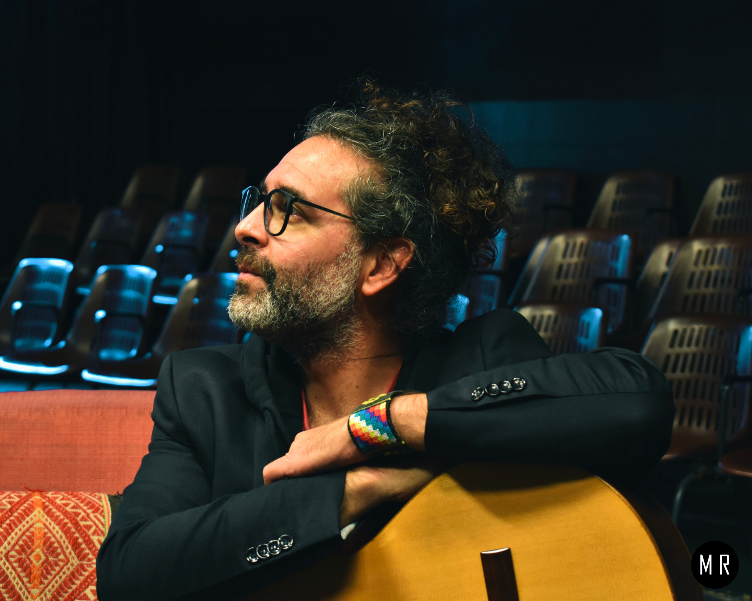 """Yacaré Manso une fuerzas con Ricardo Mollo y presentan nueva versión de """"El Oso"""""""